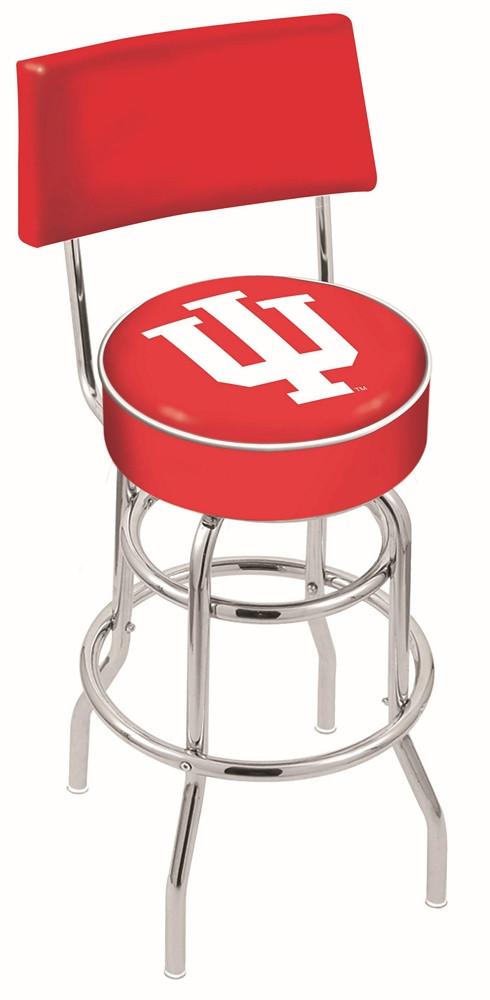 L7c4 Indiana University Logo Bar Stool