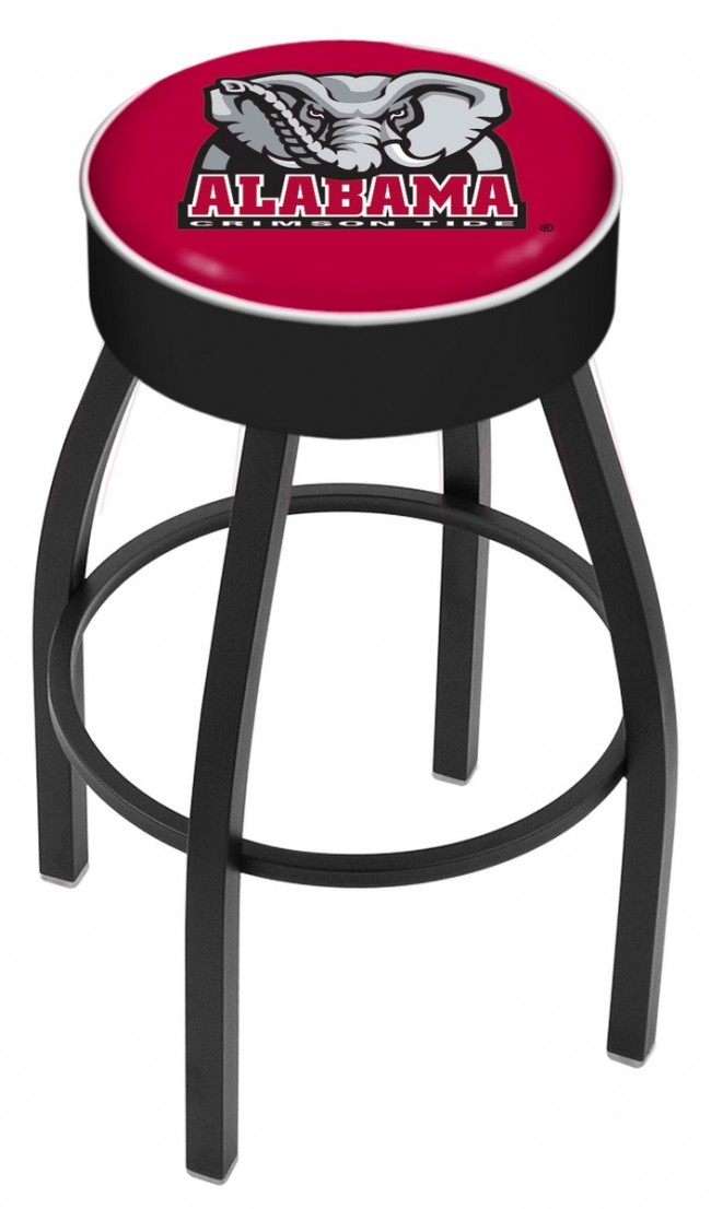 L8B1 University of Alabama Elephant Logo Bar Stool : l8b1al ele14 from hollandbarstool.com size 650 x 1106 jpeg 77kB