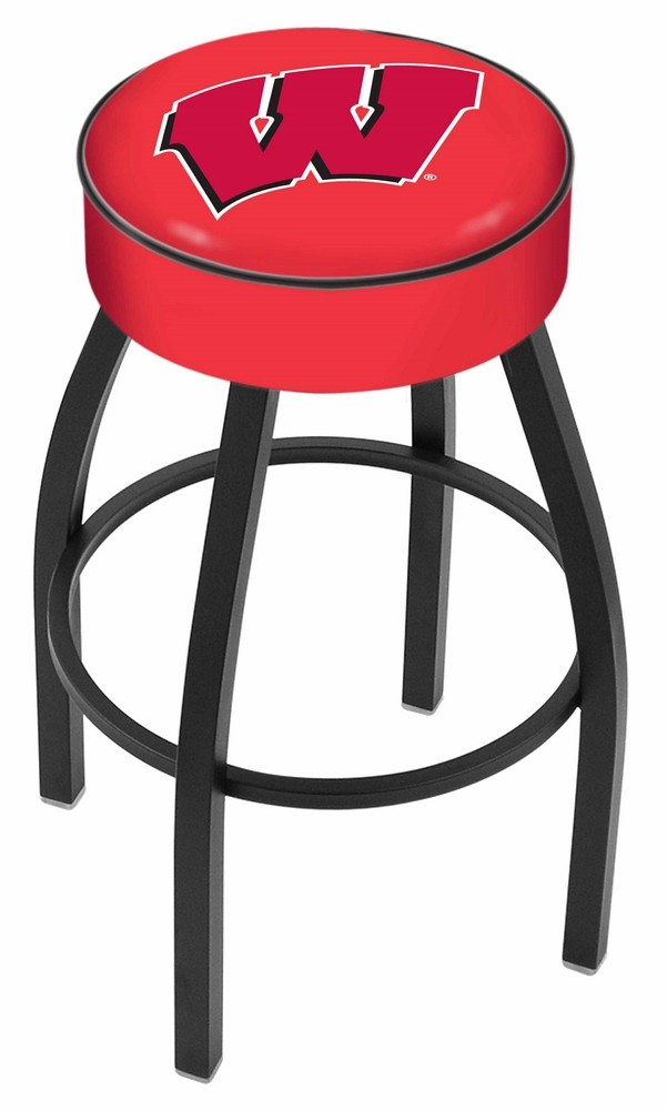 L8B1 University of Wisconsin W Block Logo Bar Stool : l8b1wisc w2 from hollandbarstool.com size 601 x 1000 jpeg 64kB
