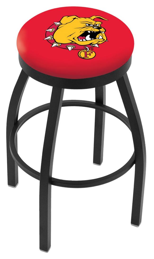 L8B2B Ferris State University Logo Bar Stool : l8b2bferrst from hollandbarstool.com size 650 x 1091 jpeg 78kB