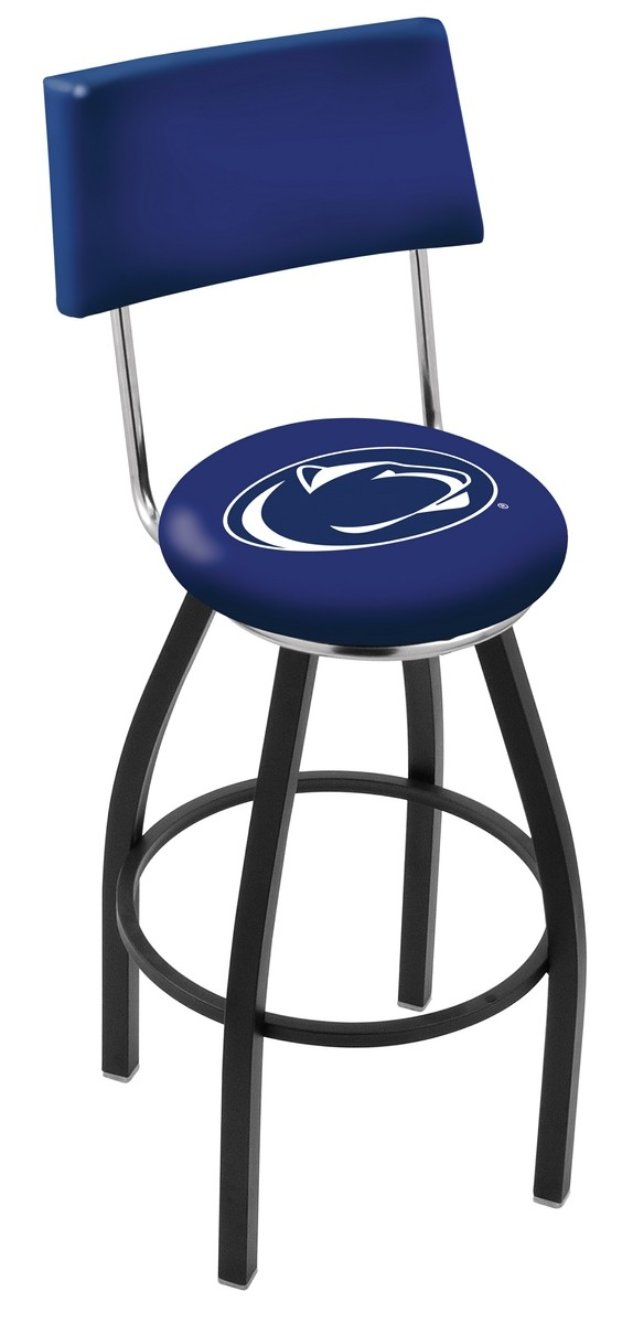 L8b4 Pennsylvania State University Logo Bar Stool