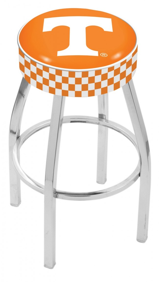 L8c1 University Of Tennessee Logo Bar Stool