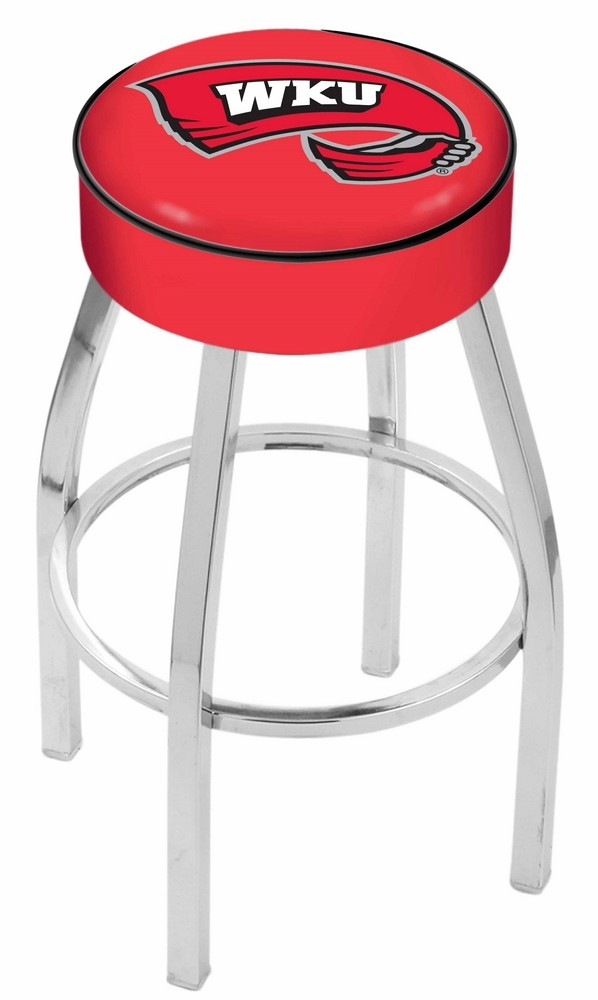 L8C1 Western Kentucky University Logo Bar Stool : l8c1westky12 from hollandbarstool.com size 598 x 1000 jpeg 61kB