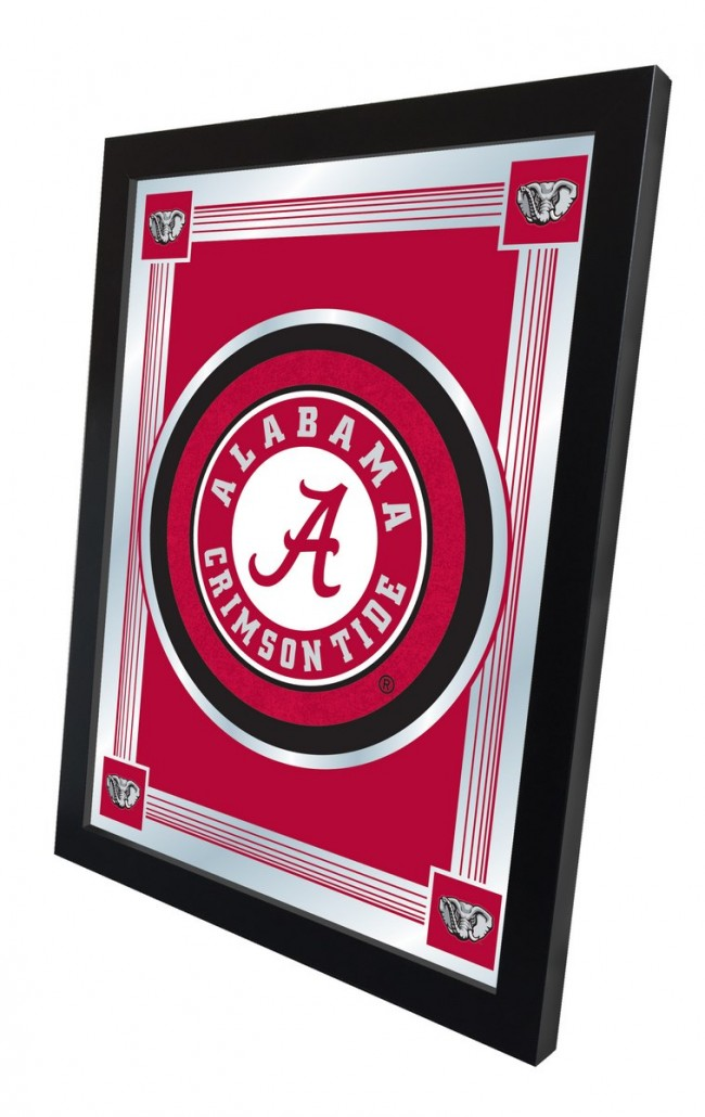 University of Alabama A Script Logo Mirror : mlogoal a 2 from hollandbarstool.com size 650 x 1030 jpeg 108kB
