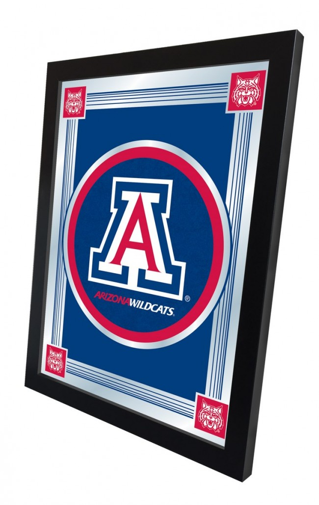 University Of Arizona Logo Mirror
