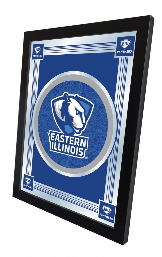 Eastern Illinois University Logo Mirror