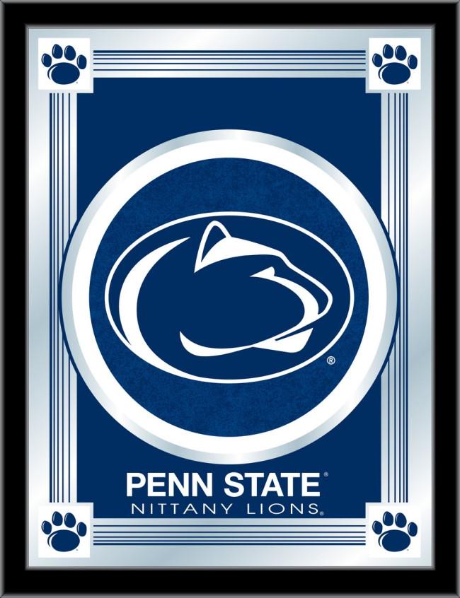 Pennsylvania State University Logo Mirror