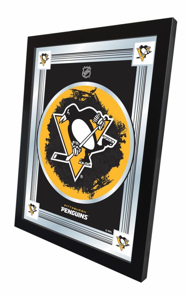 31208f3b Pittsburgh Penguins ® Logo Mirror