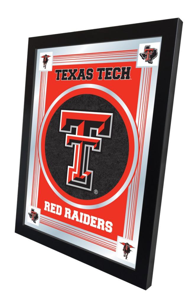 Texas Tech Logo Mirror