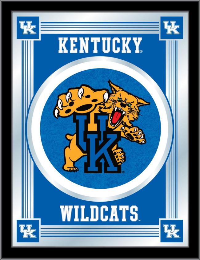 University Of Kentucky Cat Logo Mirror