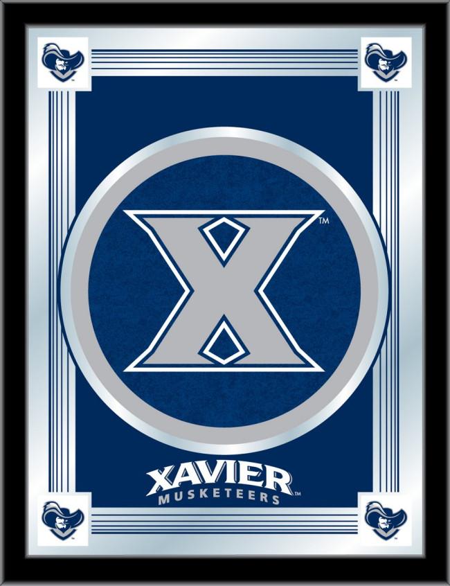 Xavier University Logo Mirror : mlogoxavier3 from hollandbarstool.com size 650 x 846 jpeg 112kB