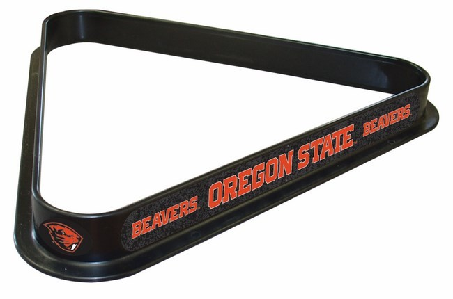 Oregon State University Logo Billiard Triangle