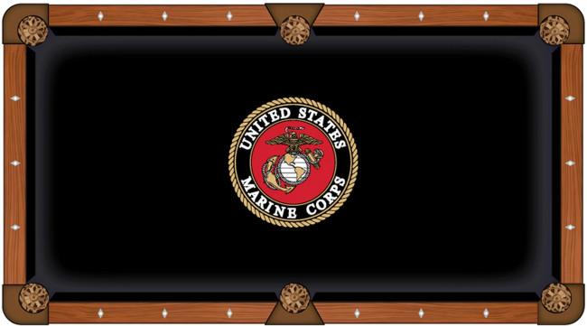 Us Marine Corps Pool Table Cloth