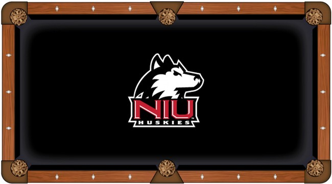 northern illinois university pool table cloth by covers by hbs