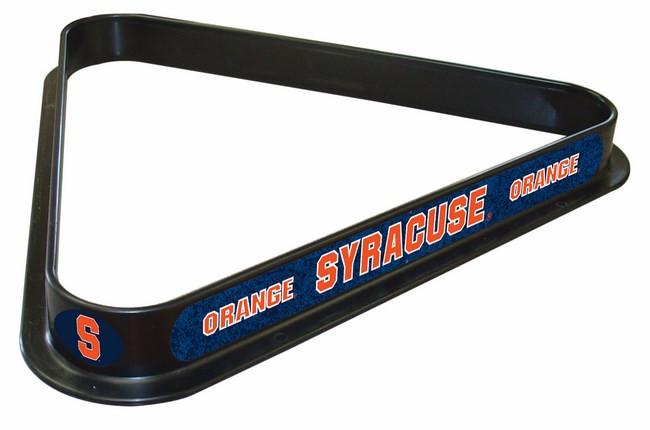 Syracuse University Logo Billiard Triangle