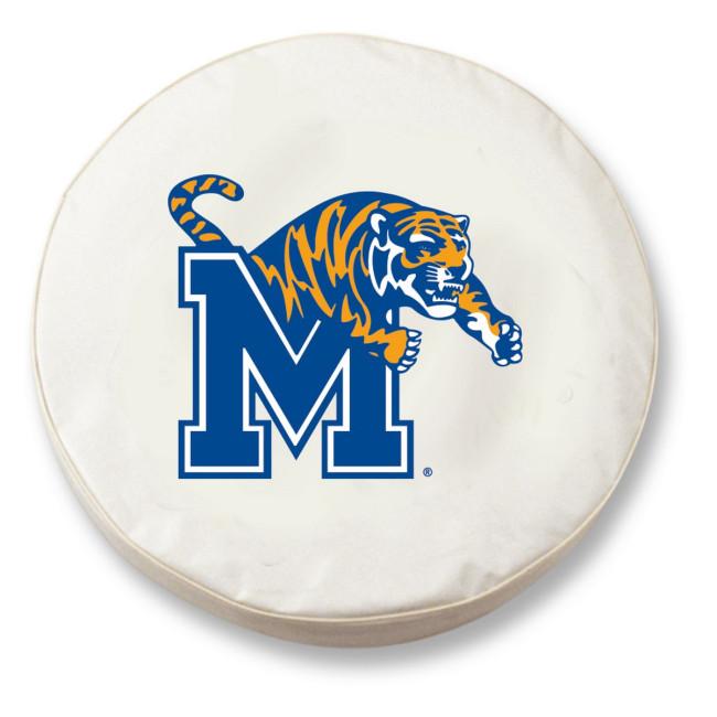 Tire Repair Memphis: University Of Memphis Logo Tire Cover