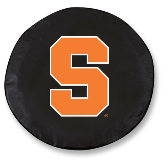Syracuse University Logo Tire Cover Black