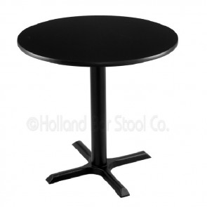 211-22 Black Wrinkle Table Set