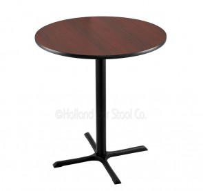 211-30 Black Wrinkle Table Set