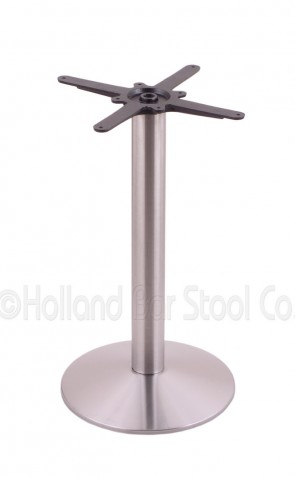 214-16 Stainless Steel Table Base