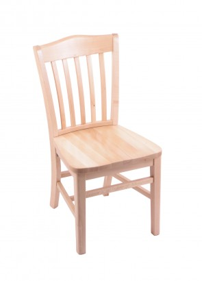 Hampton Series Chair in Natural Finish