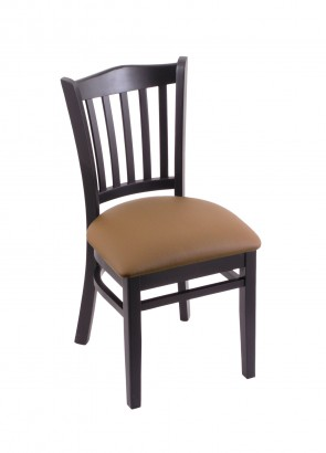 Hampton Series Chair in Black Finish