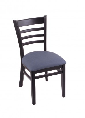 3140 Hampton Series Chair in Black Finish