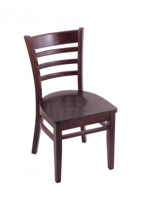 3140 Hampton Series Chair in Dark Cherry Finish