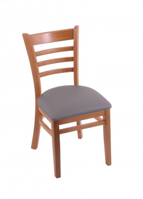 3140 Hampton Series Chair in Medium Finish