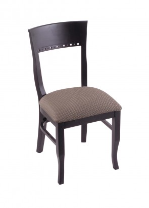 3160 Hampton Series Chair in Black Finish