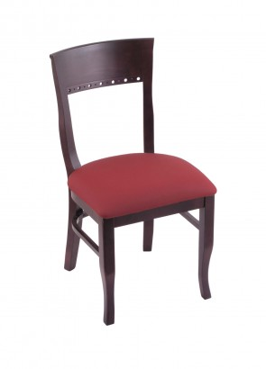 3160 Hampton Series Dark Cherry finish Chair