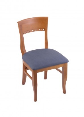 3160 Hampton Series Chair in Medium Finish
