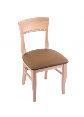 3160 Hampton Series Chair in Natural Finish