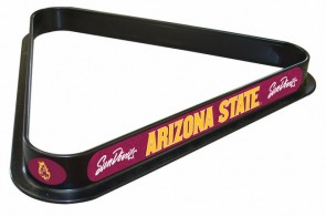 Arizona State Sparky Billiard Triangle