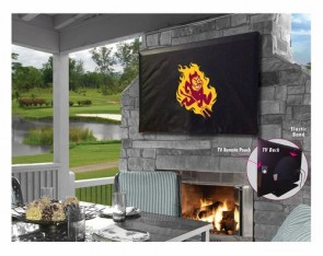 Arizona State Sparky TV Cover