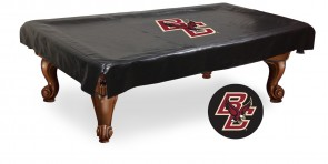 Boston College Pool Table Cover