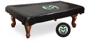 Colorado State Pool Table Cover