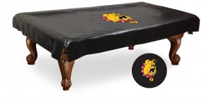 Ferris State Pool Table Cover
