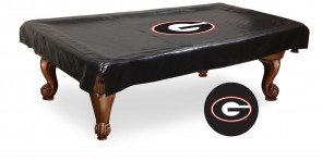 Georgia G Pool Table Cover