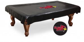 Illinois State Pool Table Cover