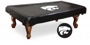 Kansas State Pool Table Cover