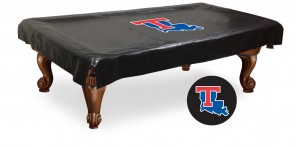 Louisiana Tech Pool Table Cover