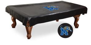 University of Memphis Logo Billiard Cover