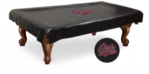 University of Montana Logo Billiard Cover