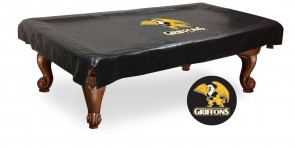 Missouri Western State Pool Table Cover