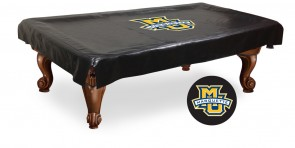 Marquette University Pool Table Cloth