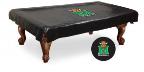 Marshall University Logo Billiard Cover
