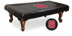 North Carolina State Logo Billiard Cover