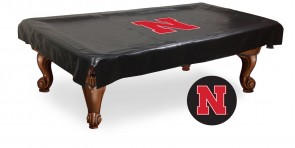 University of Nebraska Logo Billiard Cover
