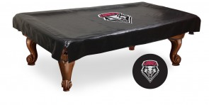 University of New Mexico Logo Billiard Cover